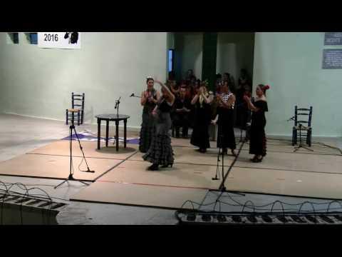 Escuela flamenca de Chauchina. Fiestas 2016