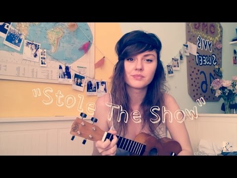 Stole the Show by Kygo ft. Parson James Ukulele-Cover | Yvi Cathé