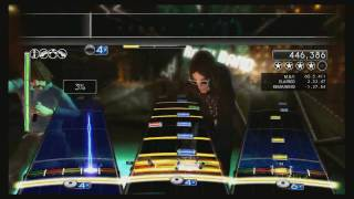 Mighty Morphin' Power Rangers Theme Song ROCK BAND 2 CUSTOM