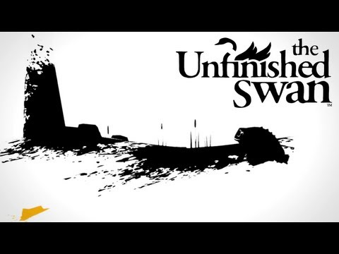 The Unfinished Swan™ Teaser Trailer