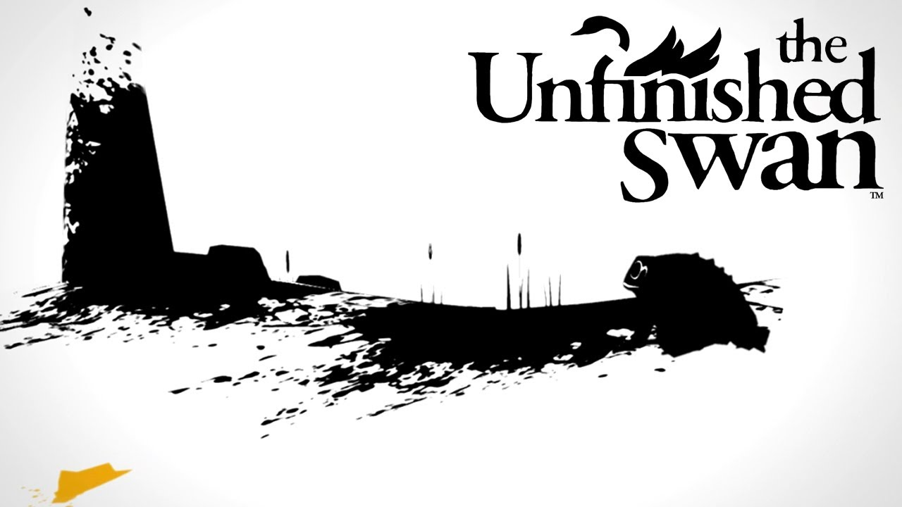 the unfinished swan teaser trailer youtube