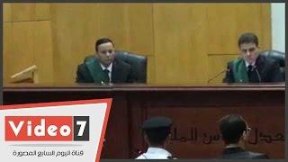 """قاضى """"اقتحام قسم التبين"""" يوجه تهمة الشهادة الزور لشاهد بالقضية"""