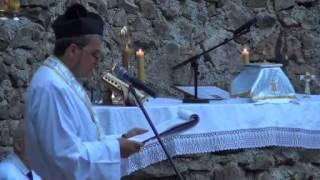Ks. Piotr Natanek - Kazanie o Tajemnicy Mszy Świętej wg. św. Ojca Pio 03.08.2013