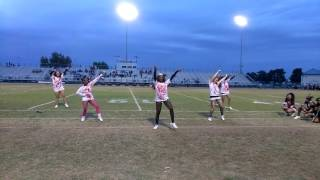 B.H.S. Sophomore Cheer Dance 10/27/16