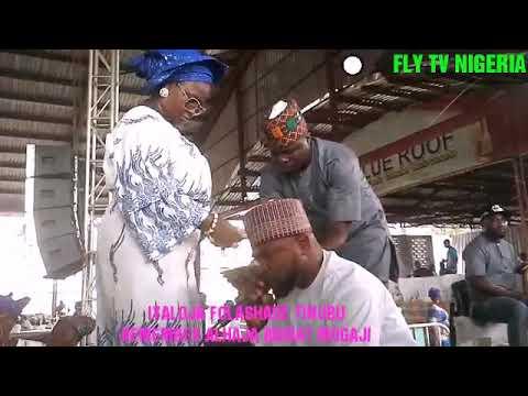 IYALOJA OF NIGERIA FOLASHADE TINUBU, MC OLUOMO ATTEND ALHAJA ABIBAT MOGAJI REMEMBRANCE PRAYER AT LTV