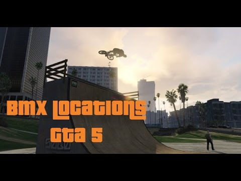 6 Gta 5 bmx spawn locations