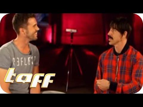 taff Uncut: Exklusiv-Interview mit Anthony Kiedis | taff | ProSieben