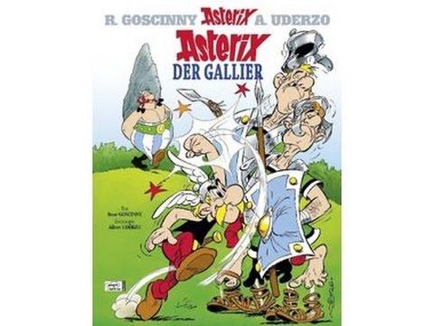 Астерикс из Галлии (на немецком языке)