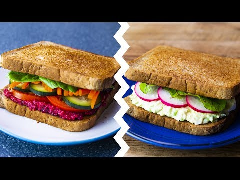 7 Hearty Sandwiches Under 450 Calories
