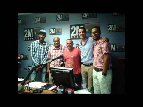 Passage de TIBU sur Sportissimo de Radio 2M