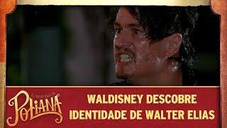 Waldisney descobre identidade de Walter Elias