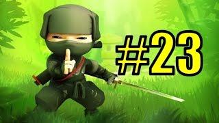 Смотреть мини ниндзя Прохождение #23