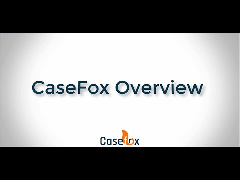 casefox-overview:-legal-billing-timekeeping-trust-accounting-and-case-management