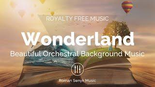 Wonderland - Royalty Free/Music Licensing