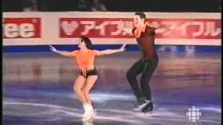 Петрова Тихонов Petrova Tikhonov 2005 WC EX (Ты дарила мне розы)