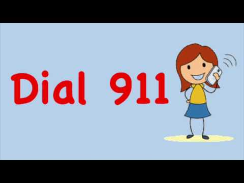 Dial 911 Song  Miss Mary