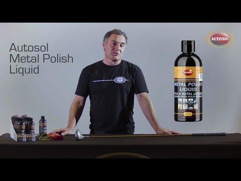 DIY Autosol Metal Polish Liquid