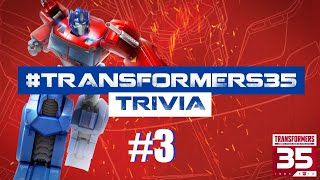 Take On The Transformers Trivia Challenge! Q&a Quiz Part 3