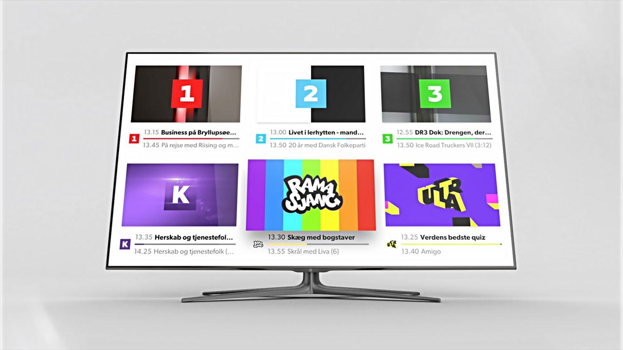 app til dr tv