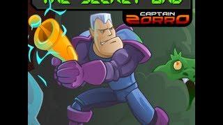 Captain Zorro: The Secret Lab - Walkthrough