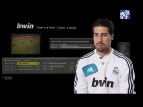 Sami Khedira habla para Bwin.com sobre Real Madrid-Borussia Dortmund