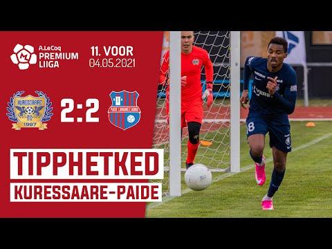 Kuressaare FC Paide Linnameeskond Goals And Highlights