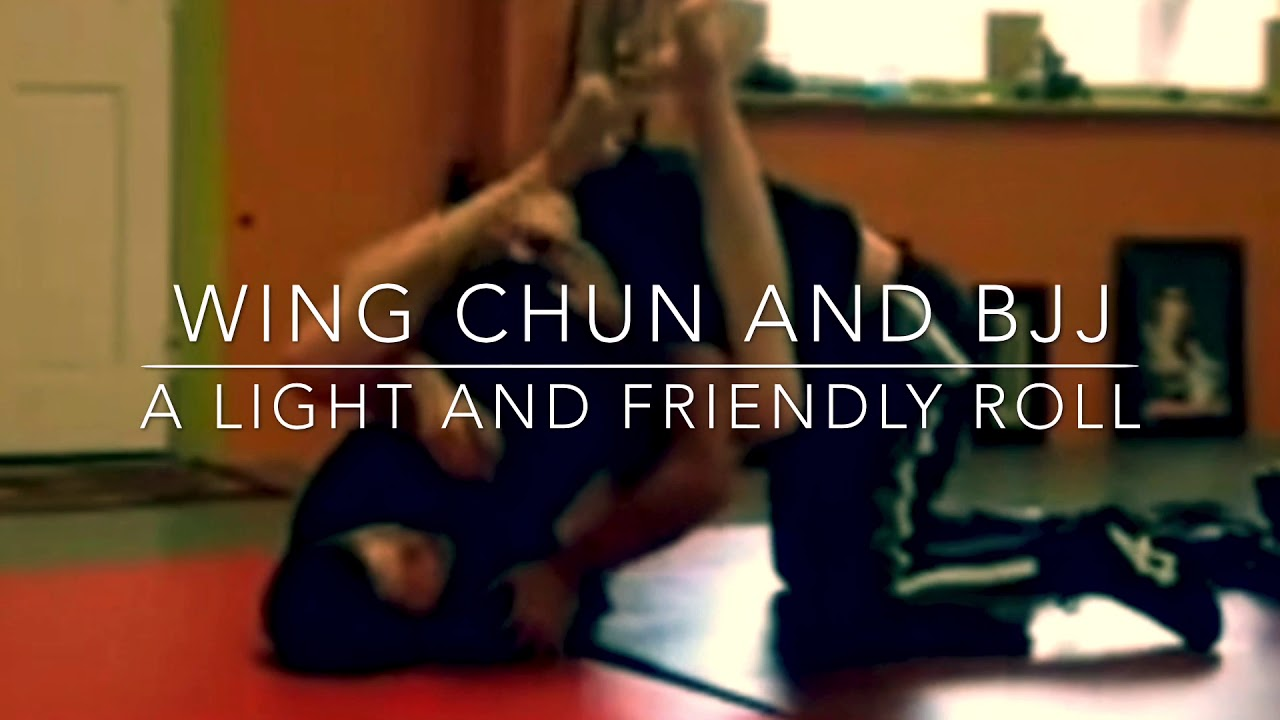 Download Wing Chun and BJJ What Really Happened?