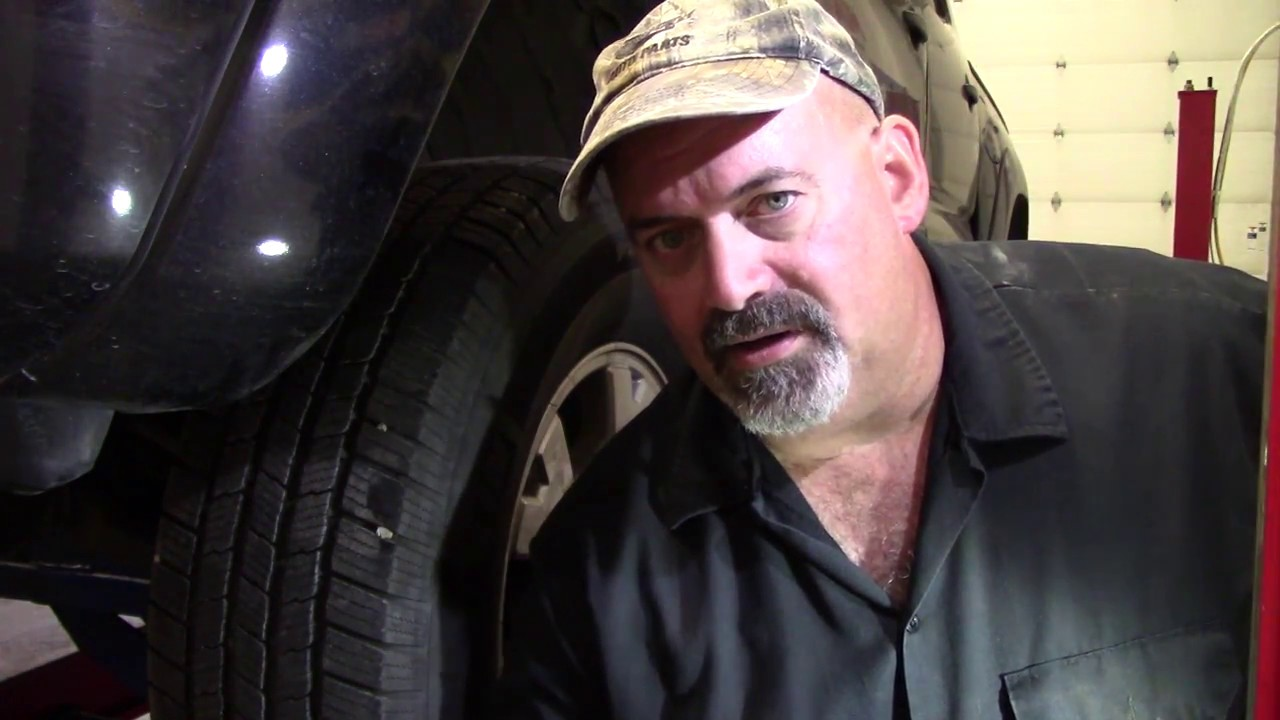 Toyota Tacoma Strut Replace