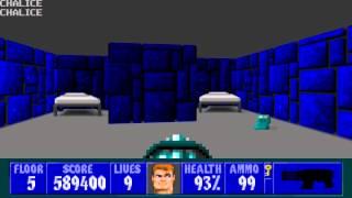 Wolfenstein 3D - Episode 1, Floor 5