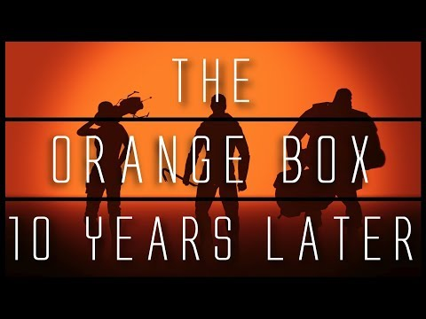The Orange Box 10 Years Later
