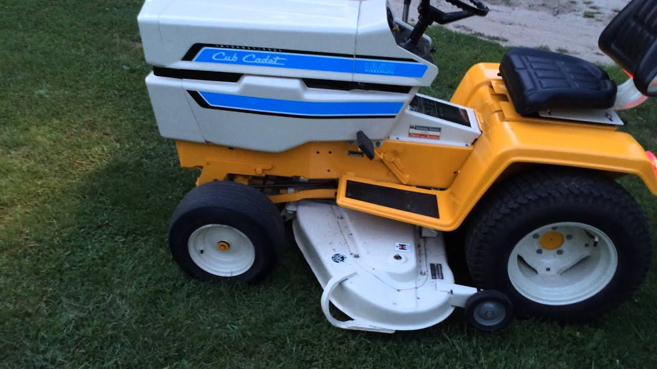 cub cadet 1250 lawn tractor cub cadet lawn tractors cub cadet lawn tractors tractorhd mobi [ 1280 x 720 Pixel ]