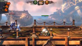 God Of War Ascension - 1v1 Bout Of Honor - Island Of Delos