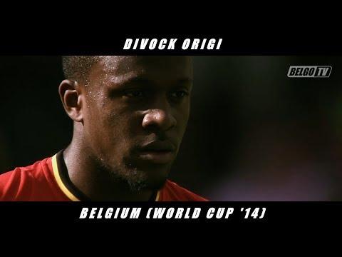 Divock Origi - Belgium | Skills & Goal