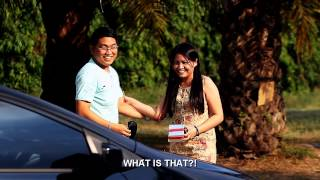 not your ordinary pinoy wedding proposal randolf to mel will you marry me