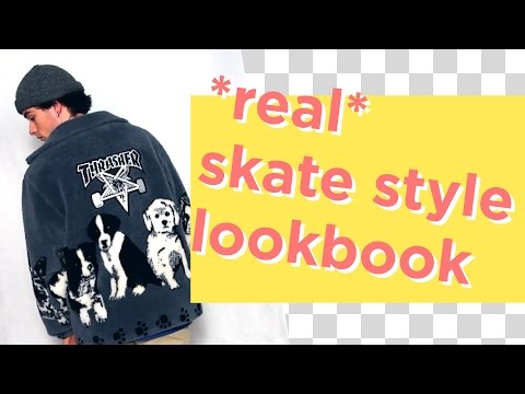 Why Is My Style Different When I Skate? | Skater Style Lookbook | Dapper Alien