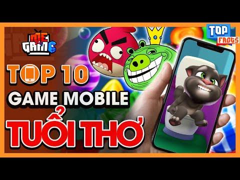 Top 10 Game Mobile Tuổi Thơ Hay Nhất - Ai Cũng Chơi   meGAME