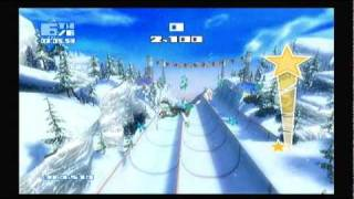 15 minutes of game- SSX Blur