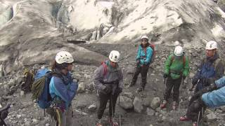 Exit Glacier Ice Climb Extra Content ~ Safety Information
