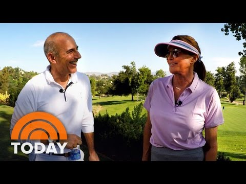 Caitlyn Jenner Talks Transition And New Life | TODAY