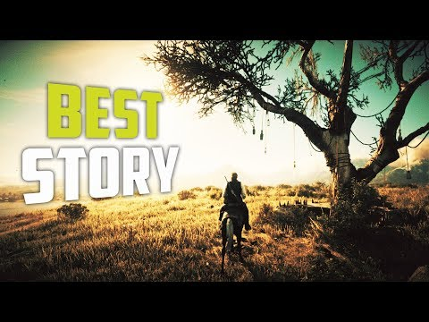 Top 5 PC GAMES With The BEST STORY | 2020