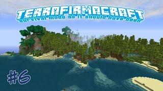 TerraFirmaCraft #6 - Тестим Твич и Гудгейм
