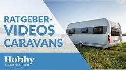 Hobby Ratgeber-Videos Caravans komplett