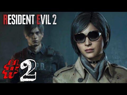БУЛКИ НАПРЯГЛИСЬ! ► Resident Evil 2 Remake Прохождение #2 ► ХОРРОР ИГРА
