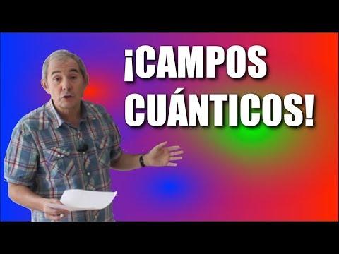 ¡Campos cuánticos! | Interacciones fuertes y gluones