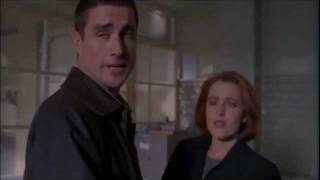 """{X-Files} """"Have you noticed that this man"""