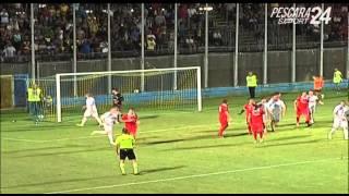 Frosinone - Como 1-3 d.c.r. (0-0) Highlights