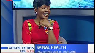 How to take care of your spine   Spinal Health