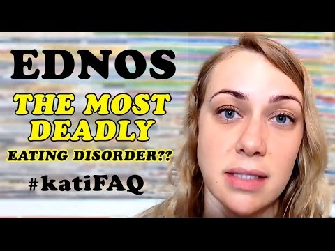 Why is EDNOS the most deadly eating disorder? #KatiFAQ - Mental Health w Kati Morton