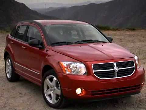 2007 dodge caliber r t road test youtube. Black Bedroom Furniture Sets. Home Design Ideas