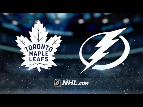 Toronto Maple Leafs vs Tampa Bay Lightning | Jan.17, 2019 | Game Highlights | NHL 2018/19 | Обзор